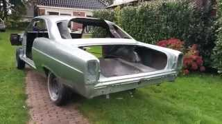 1967 Ford Fairlane 500 under construction part 8