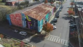 """""""Avenue A"""" Mural Project"""