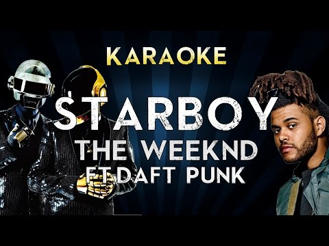 The Weeknd Ft. Daft Punk - Starboy | Official...