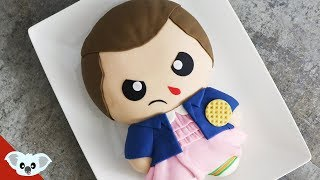 STRANGER THINGS ELEVEN CAKE |  Kids Halloween Cakes | Koalipops