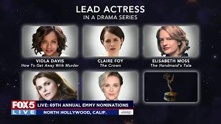 FOX 5 LIVE (7/13): Emmy nominations live from Hollywood; Trump in France; Bucks County PA missing