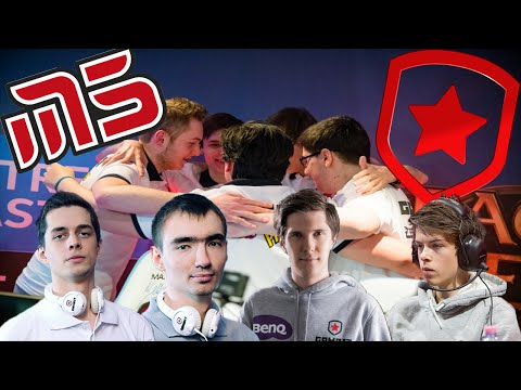 Moscow 5 / Gambit Gaming IEM Road so Far