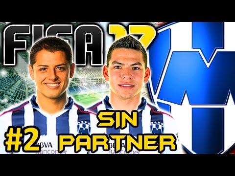 FIFA 17 CF Monterrey Mexico Modo Carrera #2   ¿INTENTO FICHAR GENTE DE EUROPA O NO?   SIN PARTNER