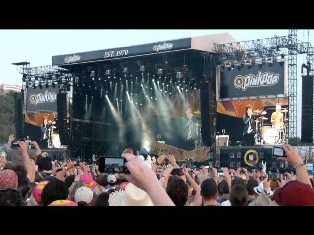 2014 - Pinkpop: The Rolling Stones met Jumpin' Jack Flash Jumpin Jack Flash