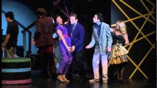 The Wedding Singer Musical (Part 4/7) Deer Park High School 2011