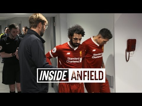 Inside Anfield: Liverpool 3-0 Bournemouth | EXCLUSIVE TUNNEL CAM