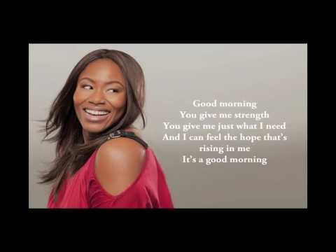 Mandisa  Good Morning   Official Lyric Video