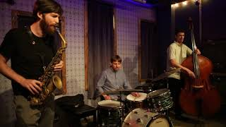 Caleb Curtis + Noah Garabedian + Vinnie Sperrazza - at Threes Brewing - July 9 2019