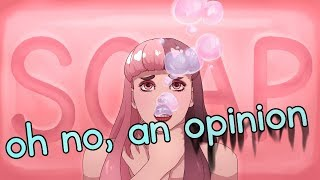 why i no longer believe timothy heller (melanie martinez soap speedpaint)