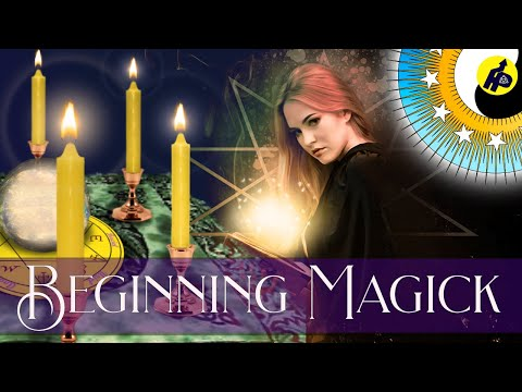 Beginning Magick