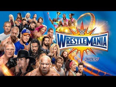 Download wwe WRESTLEMANIA 33 Highlights