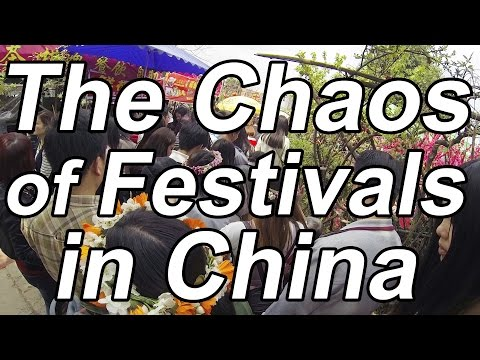 How Chaotic Are Festivals in China? // This Is China