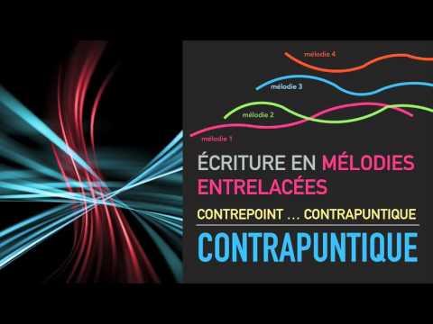 Ecriture contrapuntique