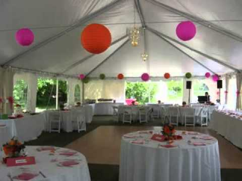 Wedding Tent Ideas