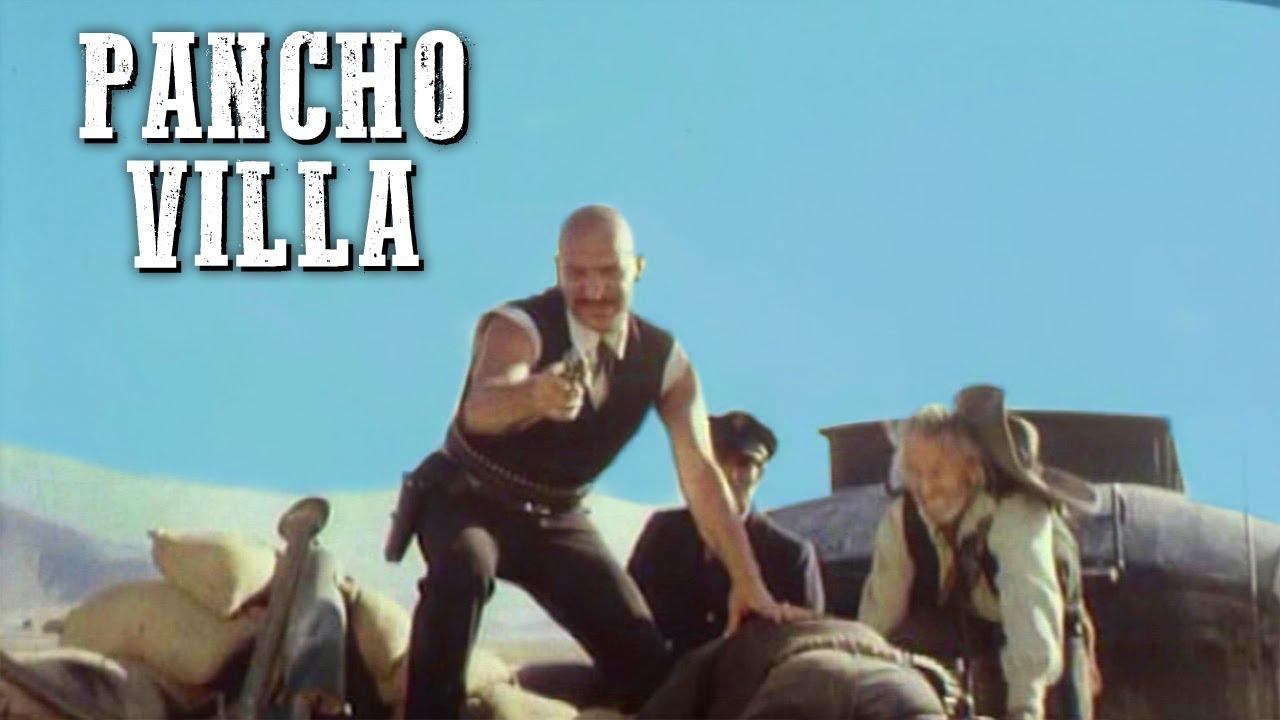 Pancho Villa | FREE WESTERN MOVIE | Telly Savalas | Cowboy | Full Length Film