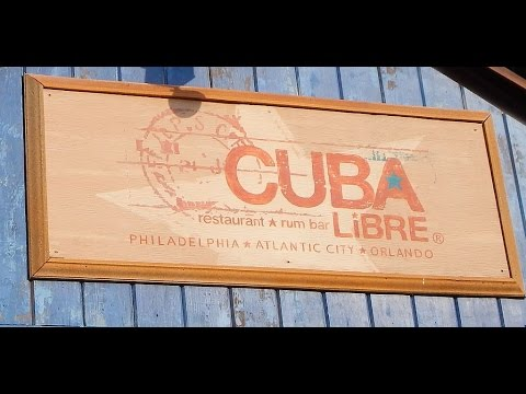 Cuba Libre blogger event March 18, 2015
