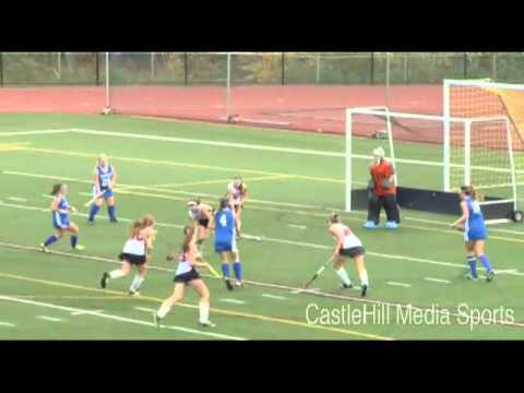 Girl S High School Varsity Field Hockey Bedford Bulldogs Vs