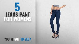 Top 10 Jeans Pant For Womens [2018]: Ganga Women