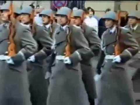 German Military Parade - NVA guards Berlin ´87.