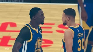 Golden State Warriors vs Los Angeles Clippers | NBA JAN 6 Full Game Warriors vs Clippers | NBA 2K18