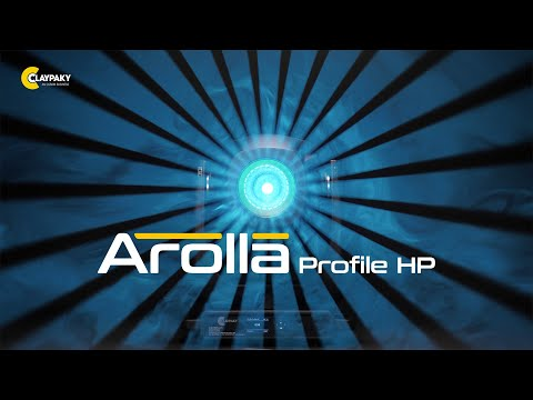 Claypaky Arolla Profile HP