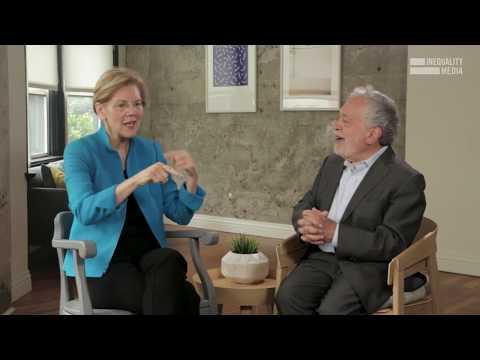 In Conversation: Elizabeth Warren and Robert Reich