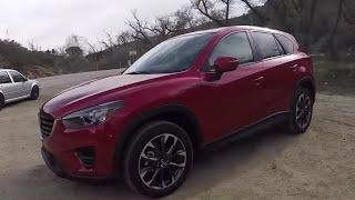 2016 Mazda CX5 Grand Touring - One Take