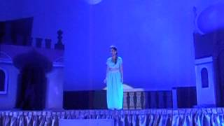 To be free...Aladdin the Musical