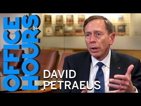 David Petraeus: The Ultramarathon Approach to Defeating ISIS