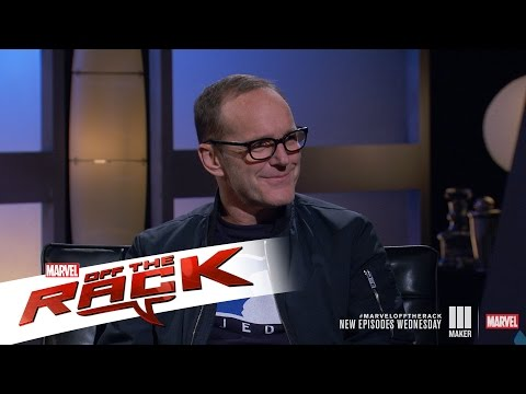Get to know Clark Gregg's Inhuman side  Full Episode