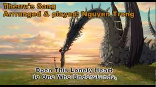 Therru's Song - Tales From Earthsea theme - Guitar solo fingerstyle by Trọng Thô Bỉ