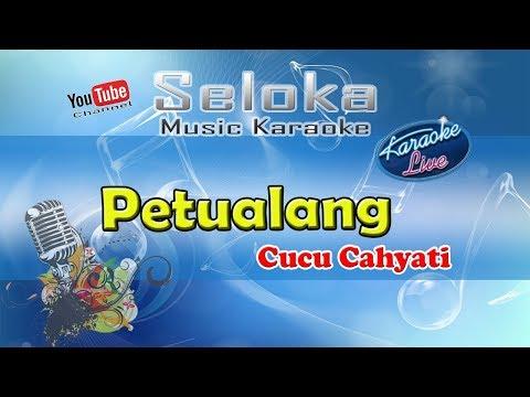 Petualang - Karaoke midi keyboard cover | lirik lagu dangdut tanpa vokal