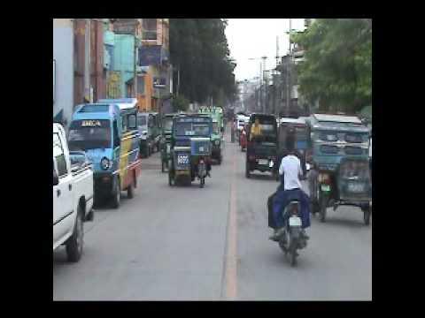Rush hour in Tagbilaran