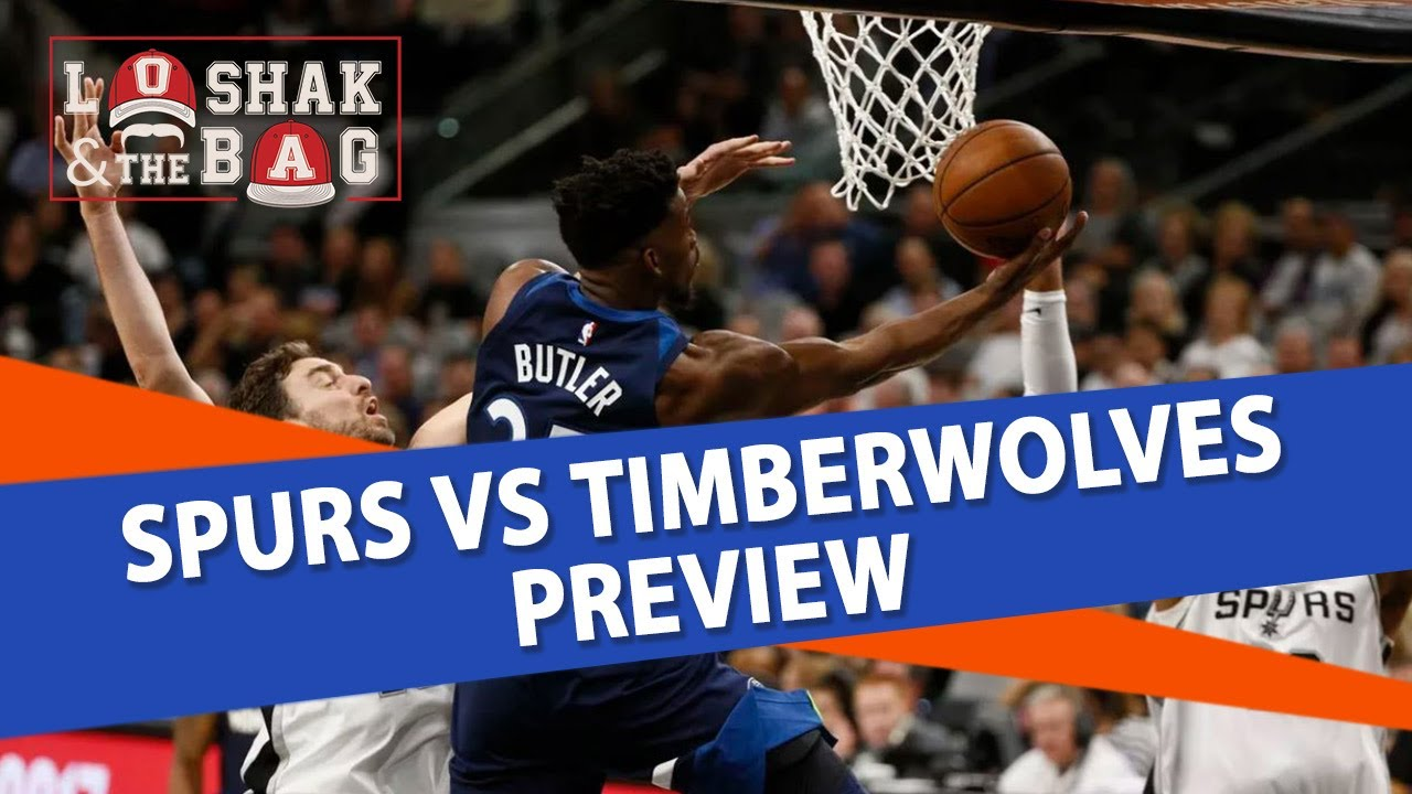 Spurs vs Timberwolves NBA Picks and Predictions | Free NBA Picks Against  the Spread | Oct 17th