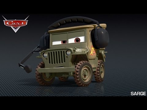 Cars: Fast As Lightning - Gameloft Carla Veloso