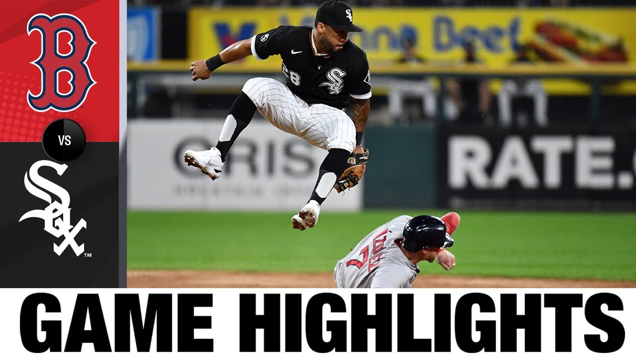 Download Red Sox vs. White Sox Game Highlights (9/10/21) | MLB Highlights