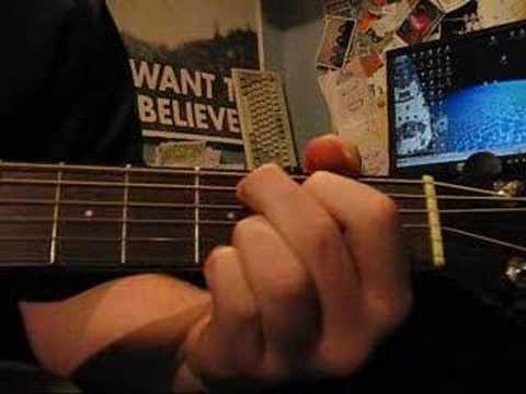 3 am Acoustic Lesson