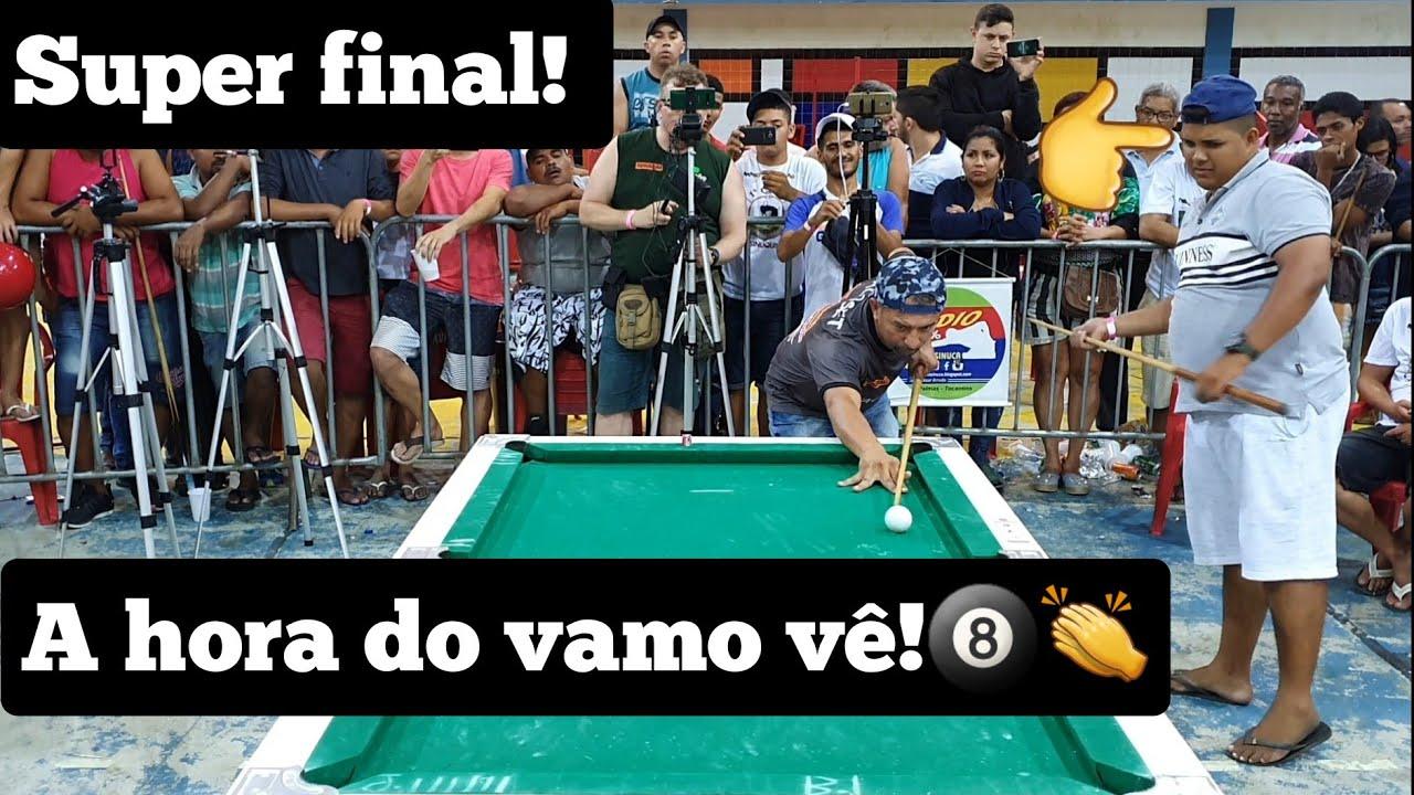 Baianinho de Mauá X Guiné, final do torneio de BOLINHO de Campina Grande JAN/2020