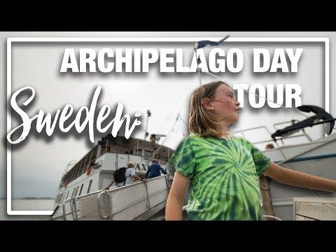 Sweden: Stockholm Archipelago Historic All Day Boat Tour
