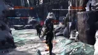 Lost Planet 3 Scenario Multiplayer Mode Preview