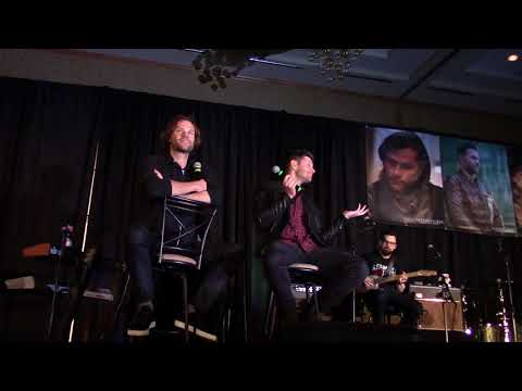 2018 Salute to Supernatural Seattle J2 part 3/5