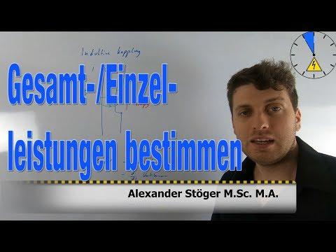Wechselstrom (08) Parallelschaltung komplex einfach berechnen from YouTube · Duration:  9 minutes 49 seconds
