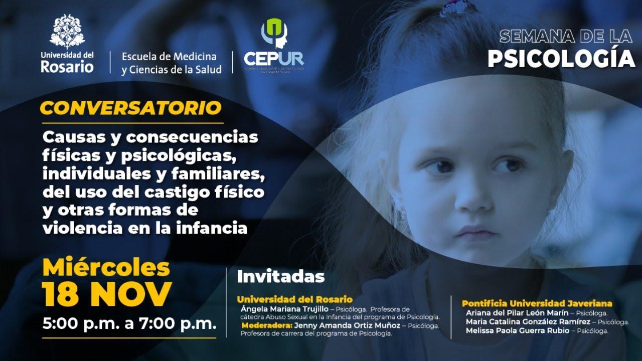Conversatorio de #PsicologíaUR