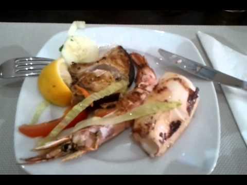 Marsaxlokk fish restaurant