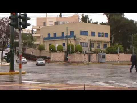 Shots fired at Israeli embassy in Athens