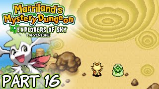 Pokémon Mystery Dungeon: Explorers of Sky, Part 16: A Miss Under Sand-ing!