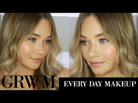 CHIT CHAT GRWM | My REAL Everyday Makeup Look!