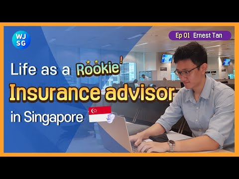 WJSG Ep 1: Life as an Insurance Agent in Singapore