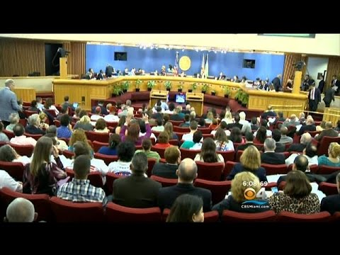 Miami-Dade County Commissioners Debate Transgender Equality Proposal