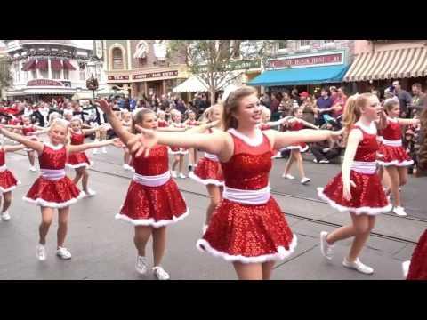 2016-12-11 Disneylands Dance the Magic